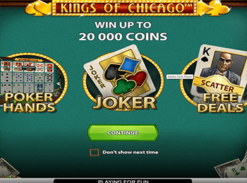 онлайн аппарат Kings Of Chicago 4