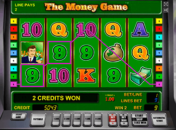 онлайн аппарат The Money Game 4
